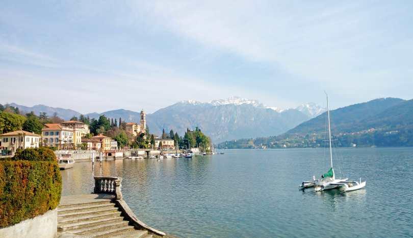La Green Way: esplorare il Lago di Como a piedi