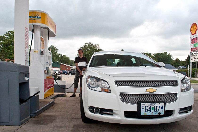 benzina_USA viaggio fai da te