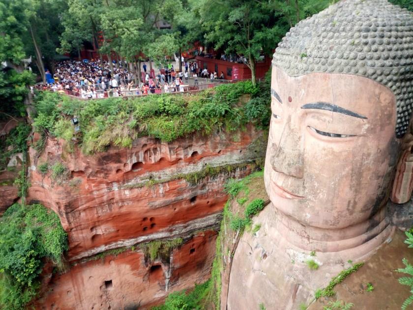 buddha gigante leshan