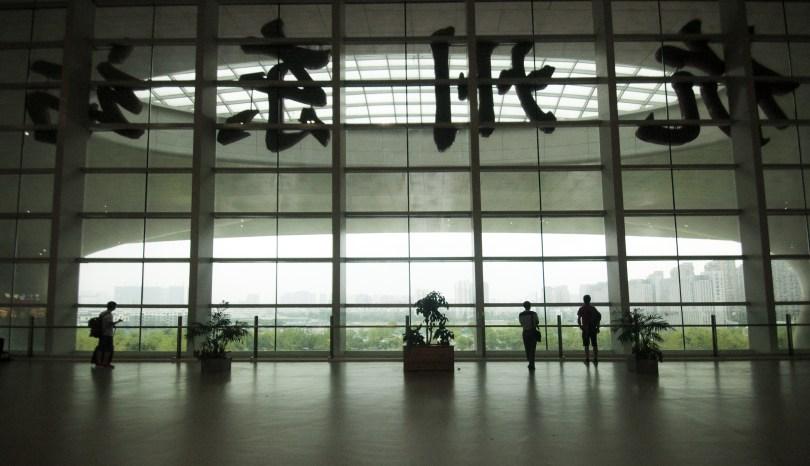 I trasporti cinesi, organizzazione e tecnologia