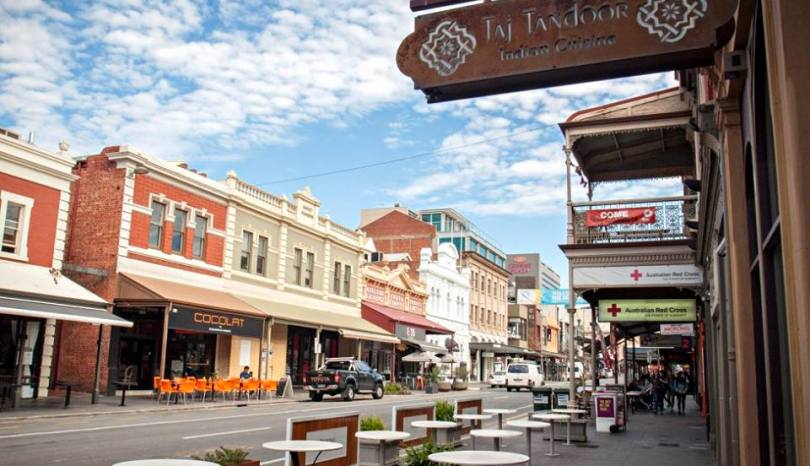 Dove mangiare a Adelaide (Australia): Fancy Burgers