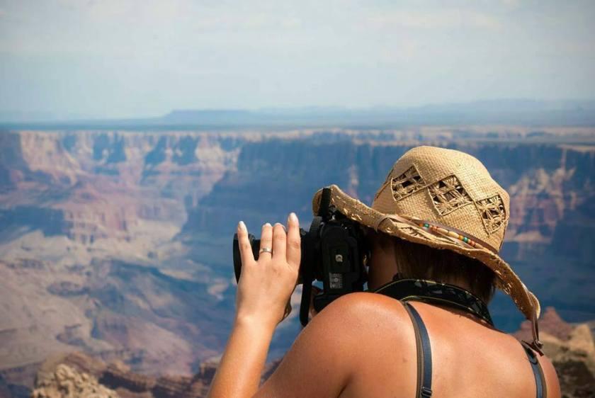 viaggiatori per caso grand canyon parchi