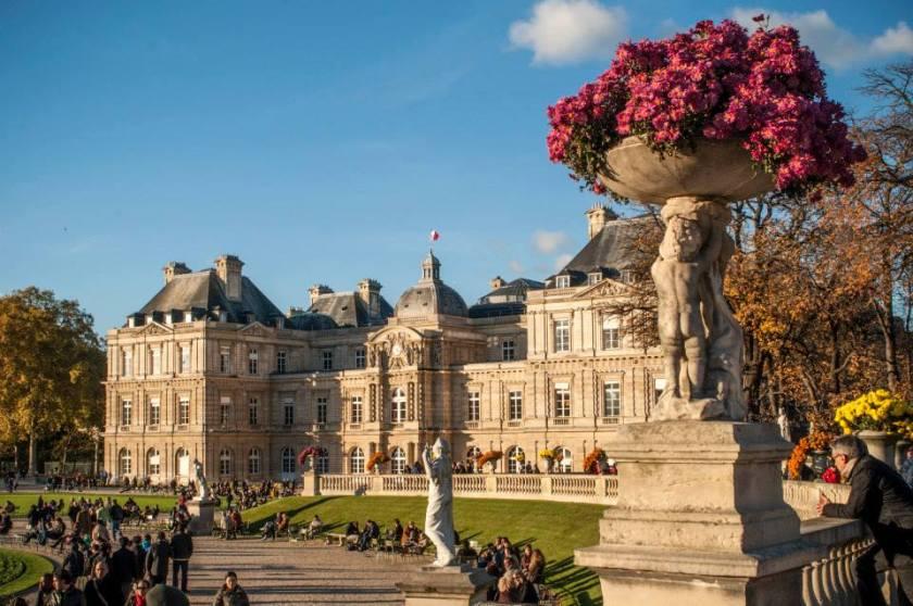 autunno a parigi viaggiatori per caso