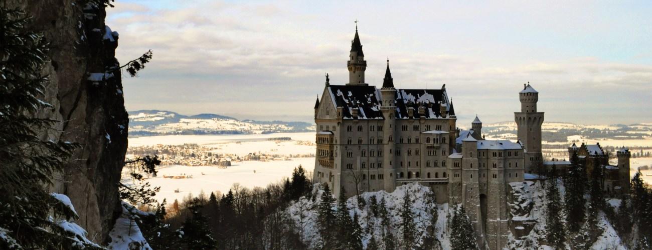 castello-di-Neuschwanstein