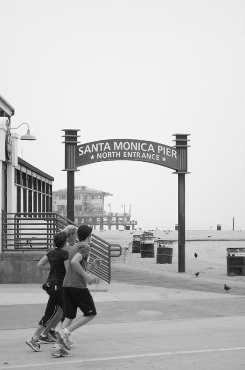 Sport a Santa Monica