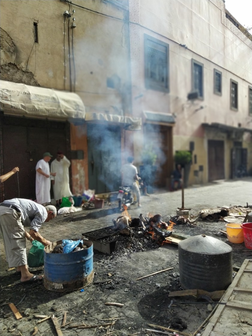 La Festa del Sacrificio in cui le famiglie cucinano il montone