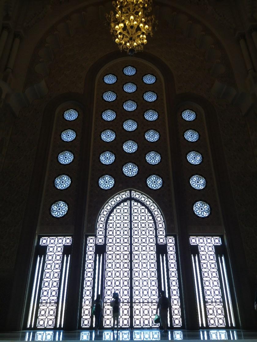 Visitare la grande Moschea di Hassan II a Casablanca