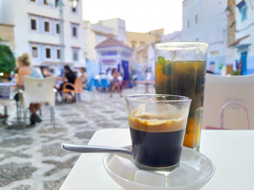 caffè espresso in marocco