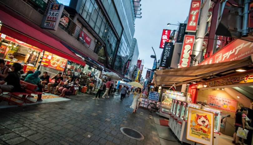 10 modi per visitare Tokyo gratis