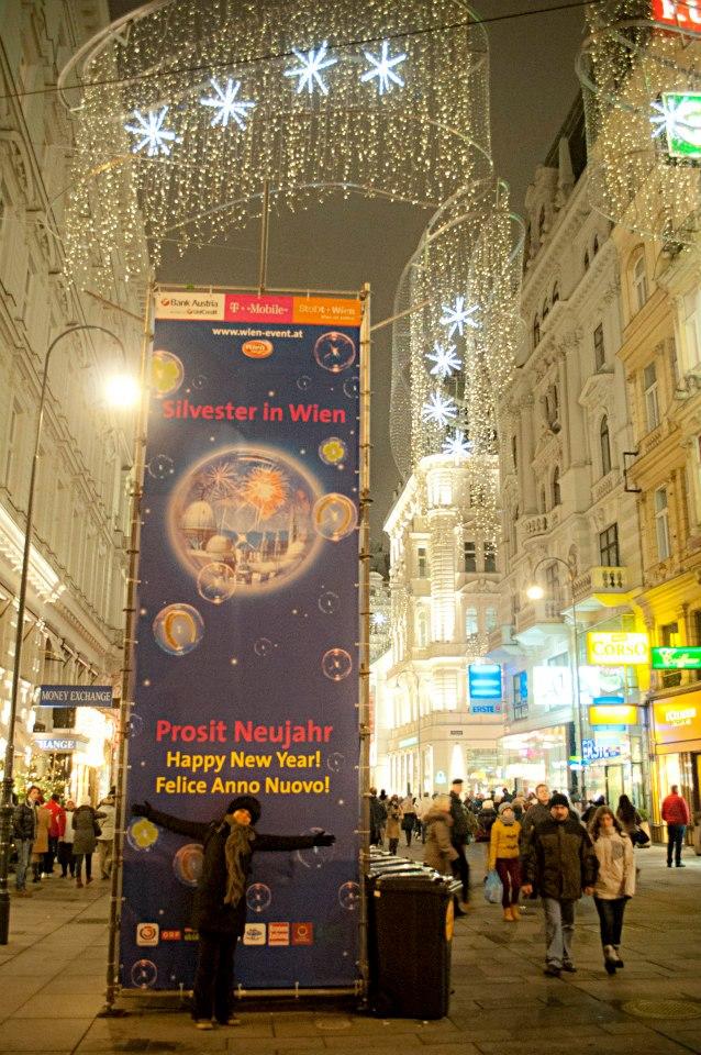 la magia del Natale a Vienna