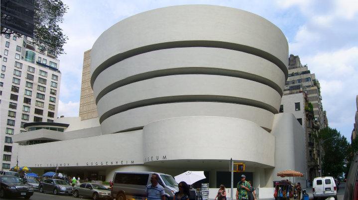 Guggenheim museum — a New York