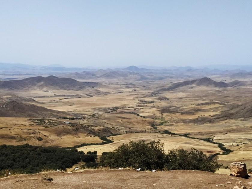 medio atlante itinerario in marocco
