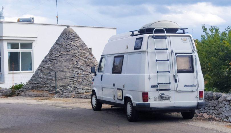 Come viaggiare in camper risparmiando