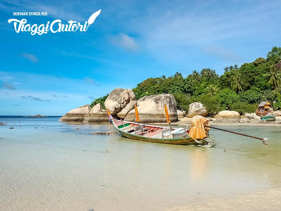 Thailand - Koh Tao Ship