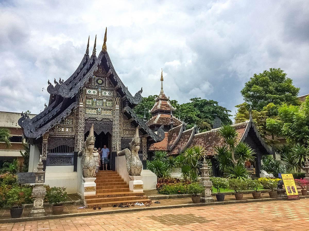 Uno scorcio di Chiang Mai