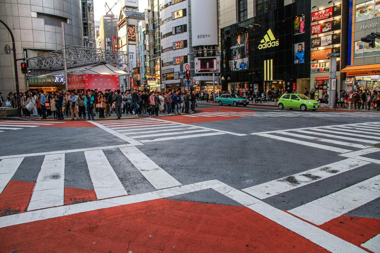 Tokyo: da Harajuku a Shibuya
