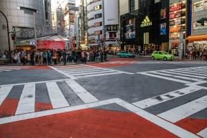 Tokyo incrocio
