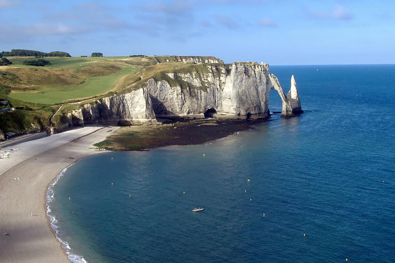 Pezzi di Normandia: Étretat