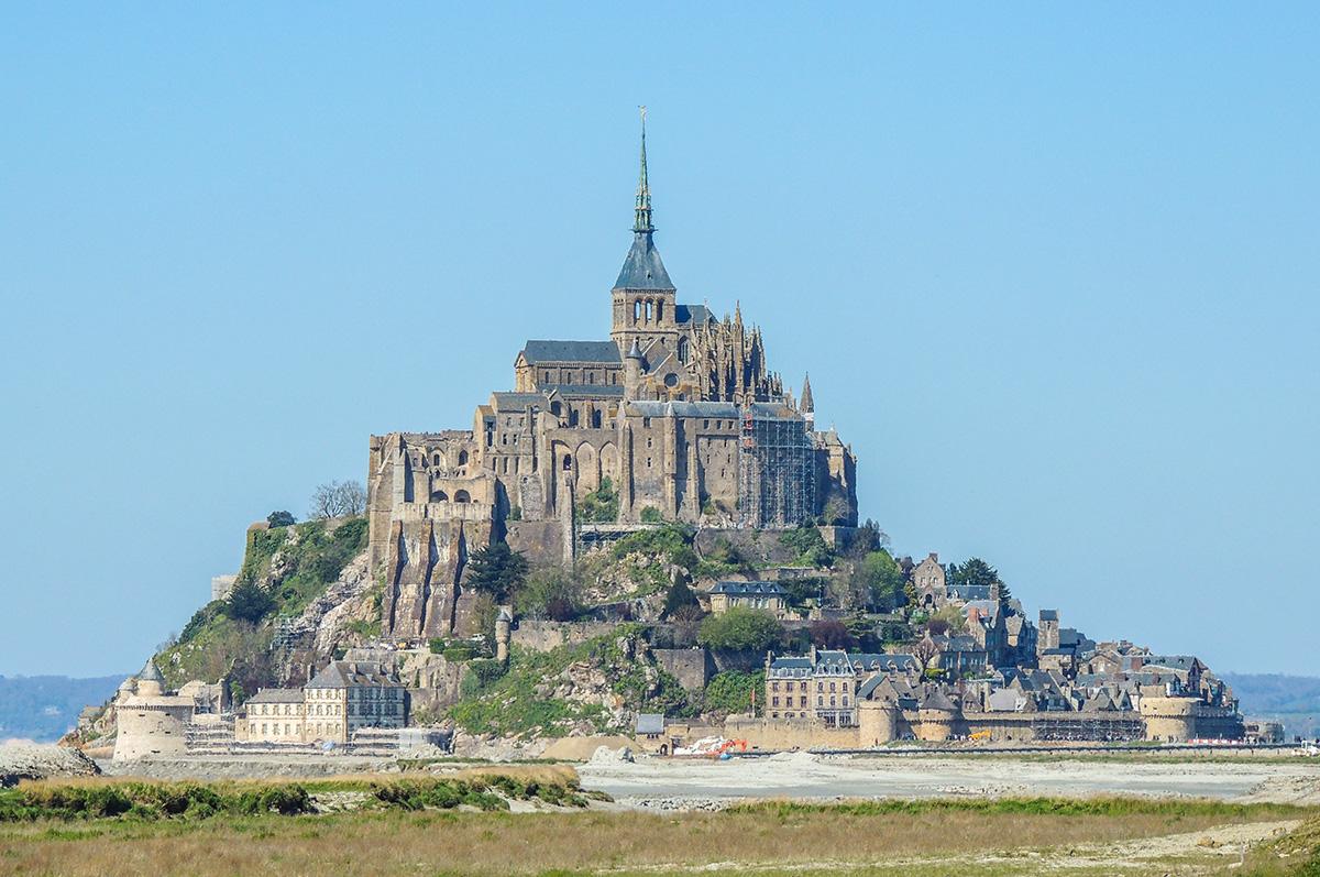 La leggenda di Mont-Saint-Michel