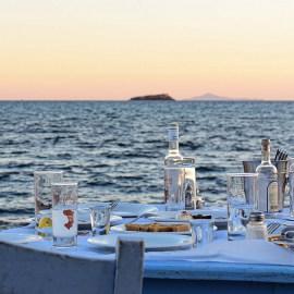 Cena Grecia