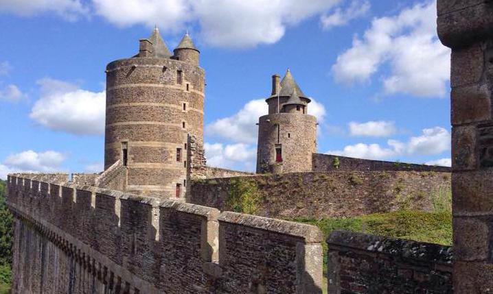 Castello di Fougeres