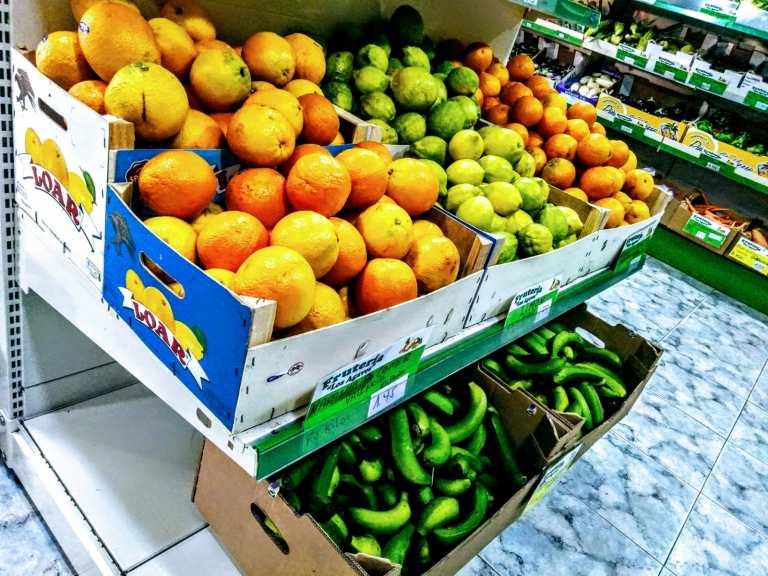 Supermercati a Tenerife Sud