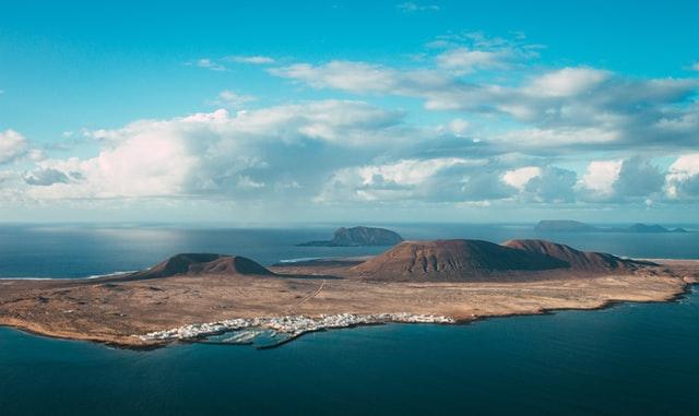lanzarote, una delle isole canarie