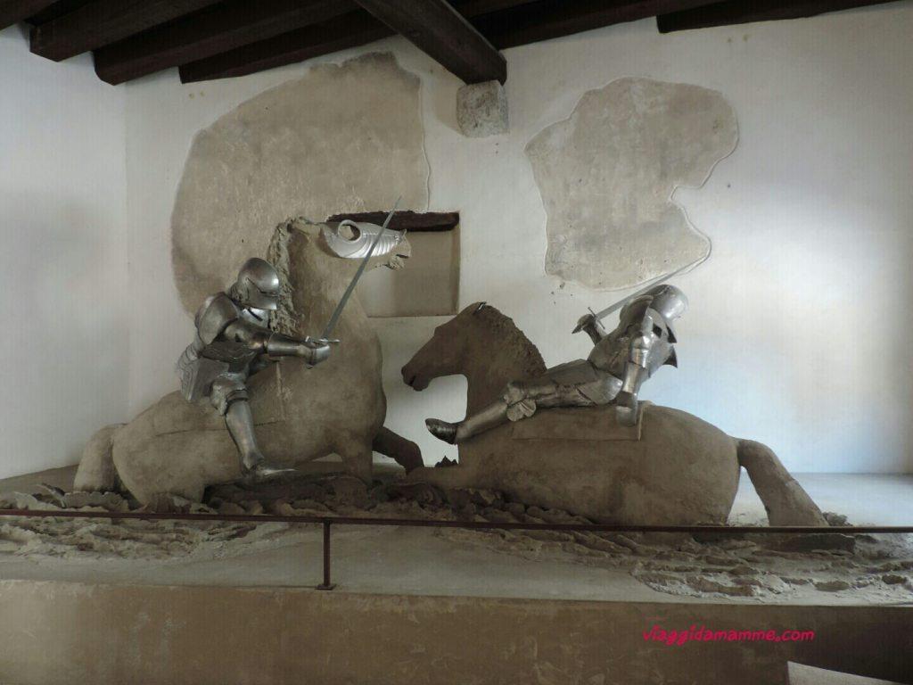 Castel Beseno il Trentino e i suoi castelli con i bambini foto 5