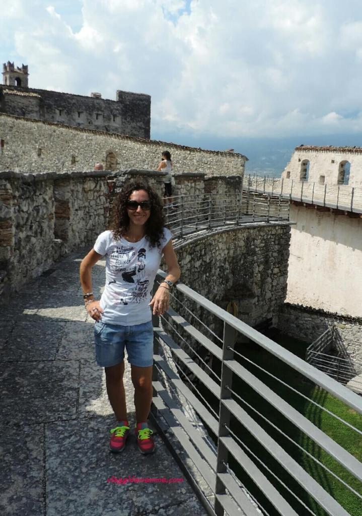 Castel Beseno il Trentino e i suoi castelli con i bambini foto 8