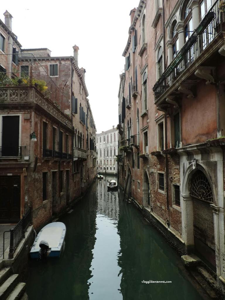 Cosa vedere a Venezia con i bambini in tre giorni - scorci di Venezia -