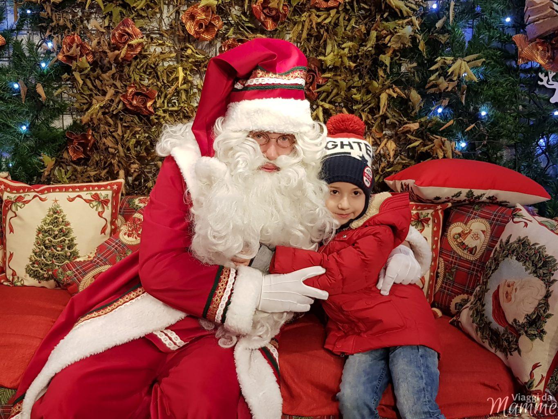 La Casa Bergamasca di Babbo Natale a LovereVIAGGI DA MAMME