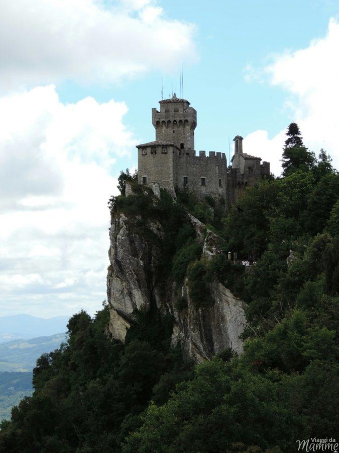 Cosa vedere a San Marino con bambini in un giorno