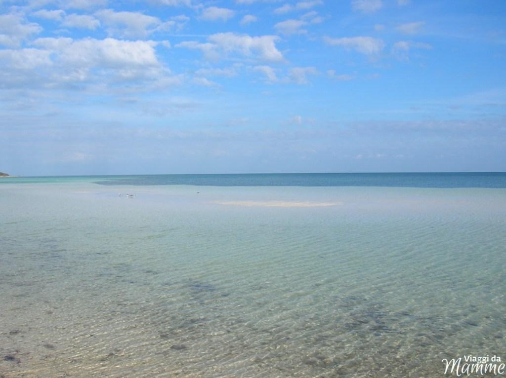 Florida con bambini: Miami e Key West più Disney World -il mare al Bahia Honda State Park-