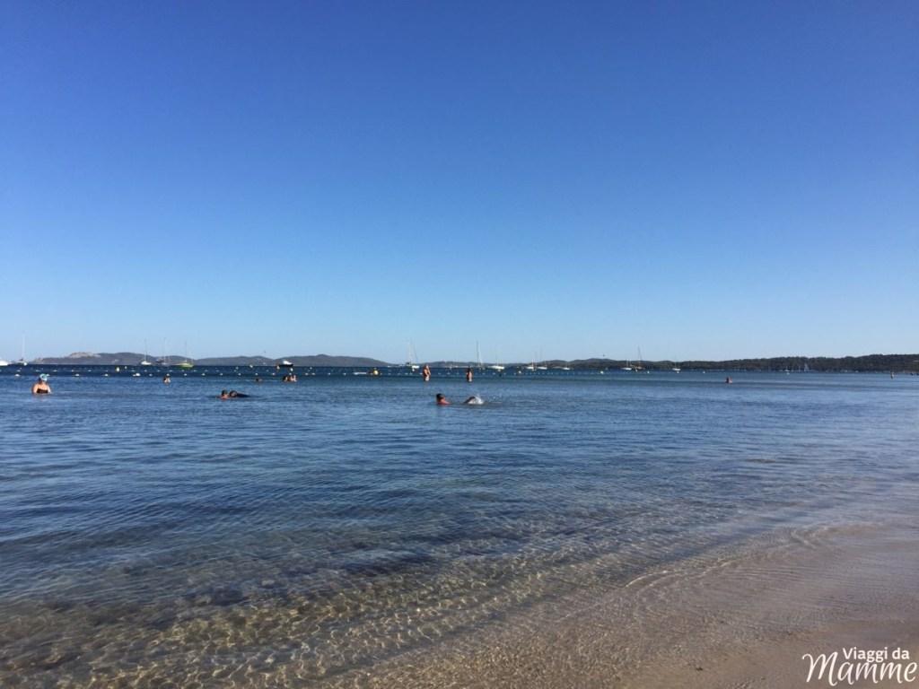 Vacanza tra Costa Azzurra e Provenza con bambini -spiaggia de la Capte-