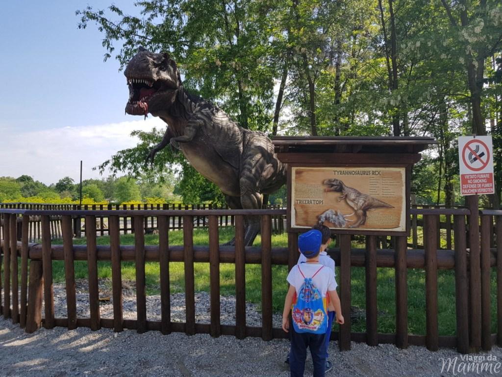 Safari Park lo zoo di Pombia in Piemonte