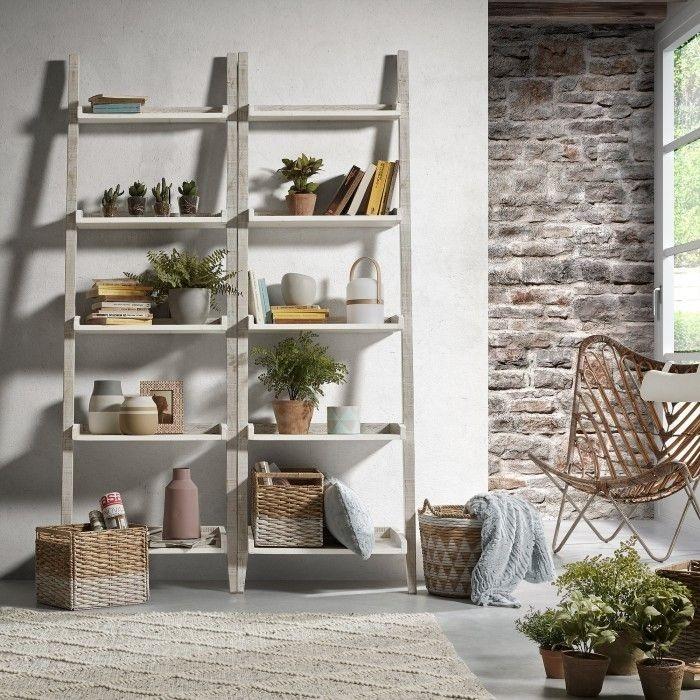 Libreria soggiorno: quale scegliere? Foto fonte Pinterest