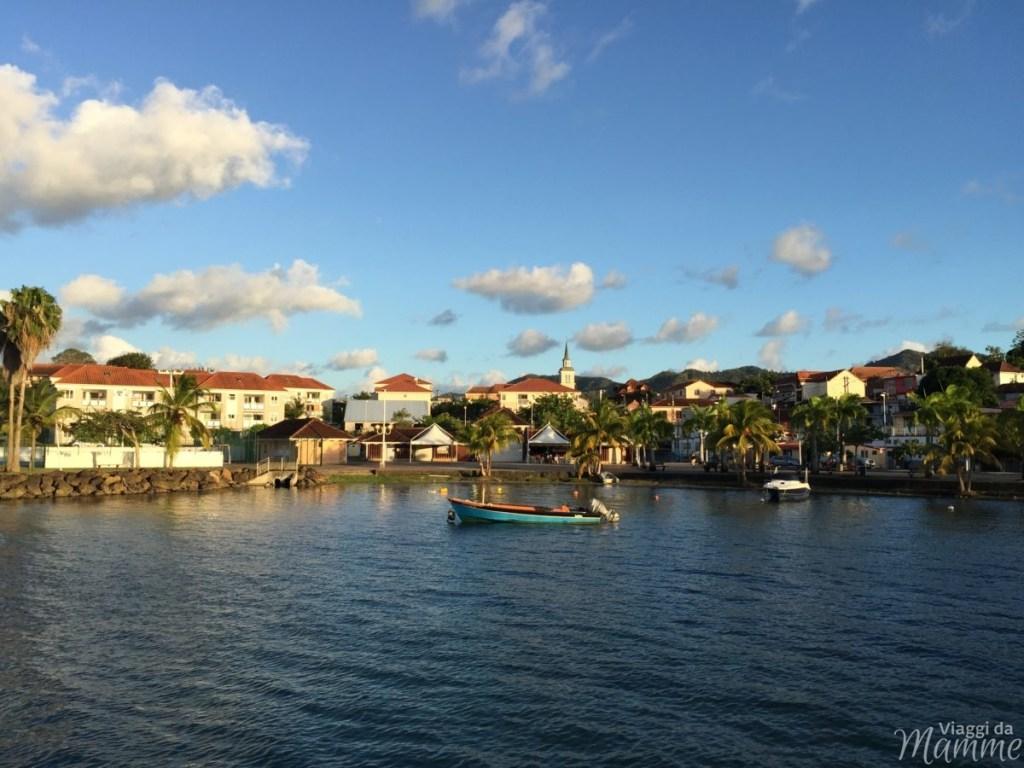 5 idee su dove andare in vacanza a Natale all'estero -Martinica Trois-Ilets marina-