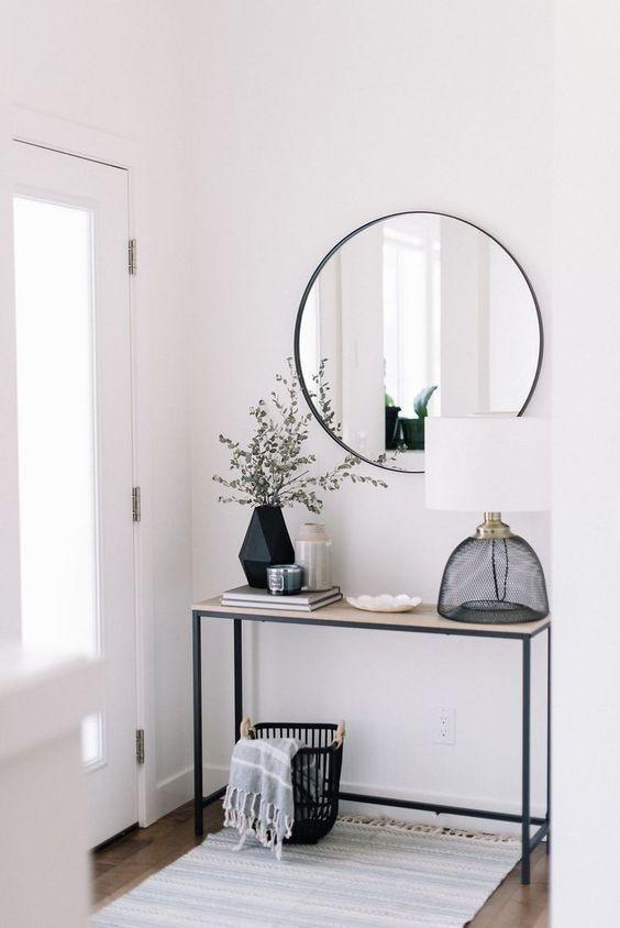 Arredamento ingresso casa in stile moderno. Come Arredare L Ingresso Di Casa 10 Soluzioni Viaggi Da Mamme