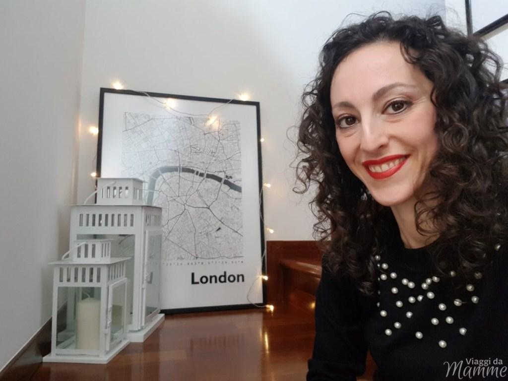 Cornice quadro e poster mappa di Londra
