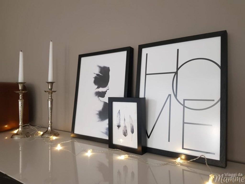Decorare casa con quadri e poster di Posterlounge