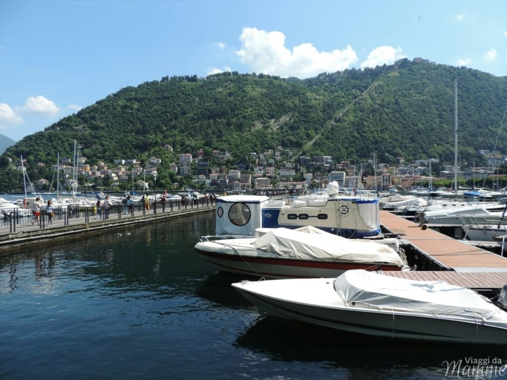 Laghi in Italia: per una gita o un weekend in famiglia - Lago di Como