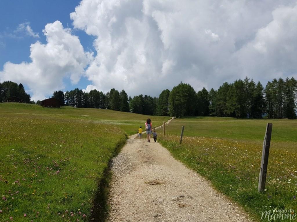 Sentieri Alpe di Siusi