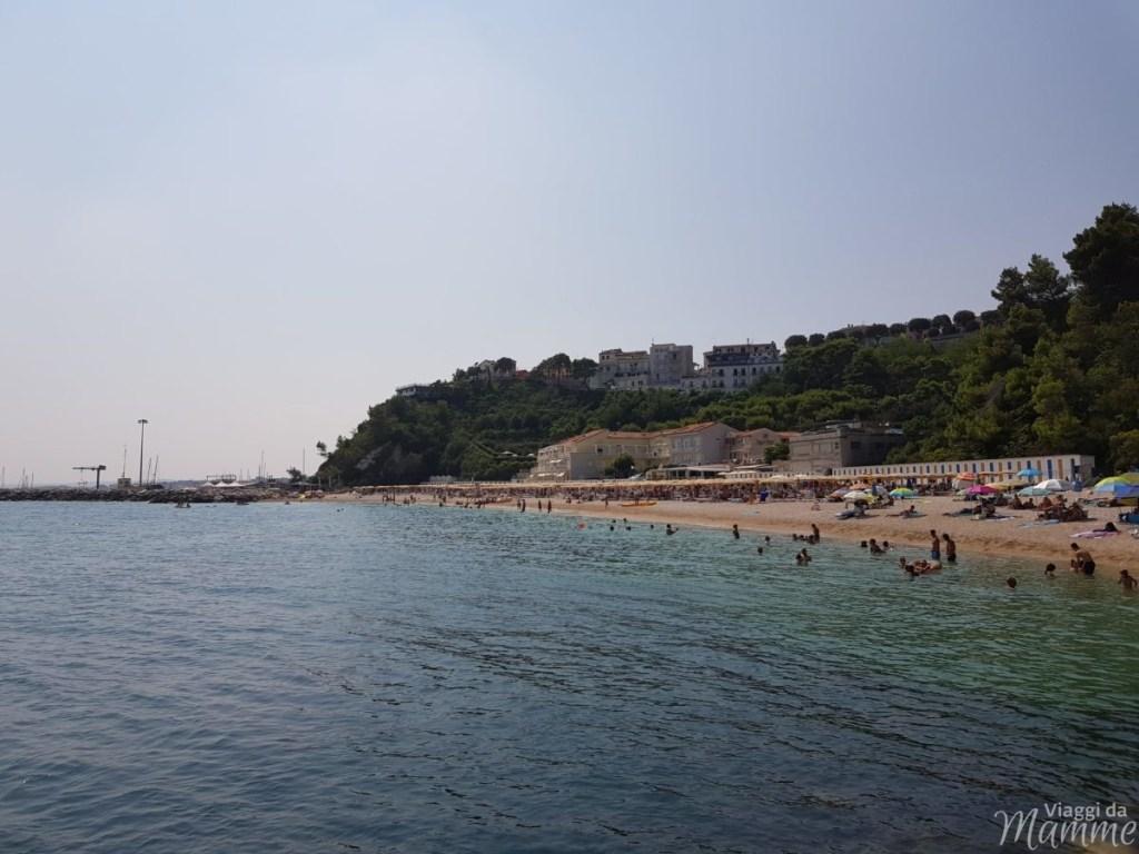 La Spiaggiola, Numana spiagge