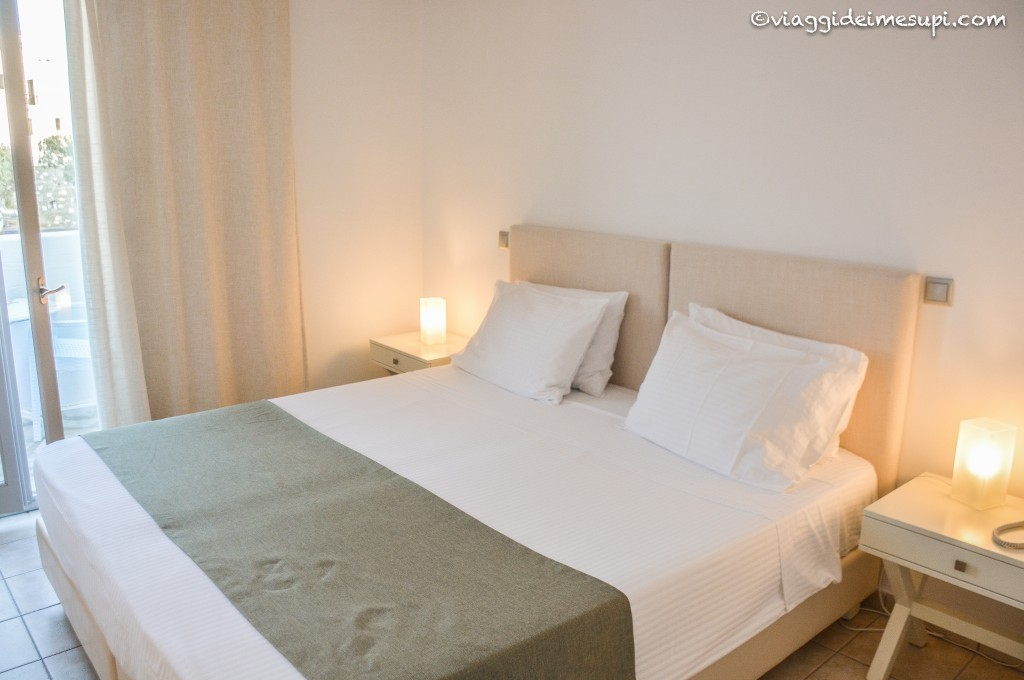 Dove dormire a Paros Kanales RoomsSuites  Viaggideimesupicom