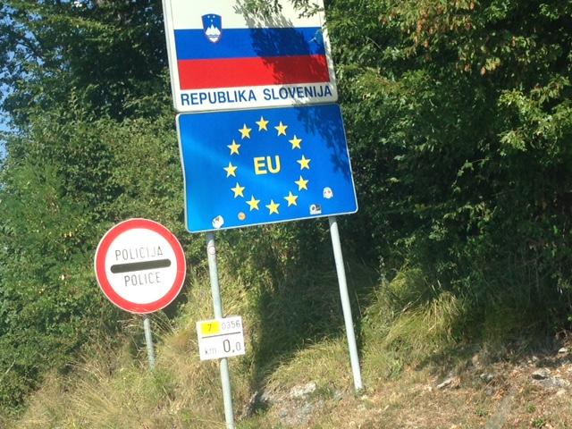 Diario del nostro itinerario e programma di viaggio in Slovenia e Croazia