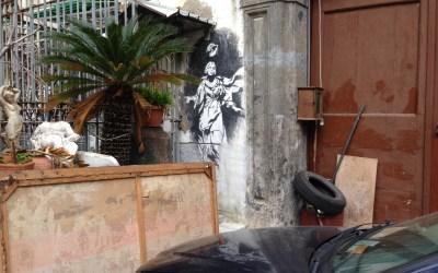 Banksy a Napoli è vero o falso?