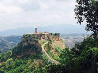 Civita di Bagnoregio, uno dei borghi più particolari d'Italia