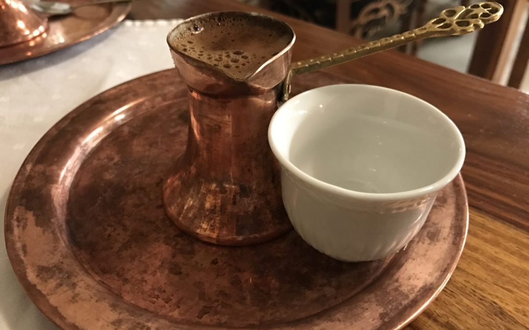 Il caffè bosniaco