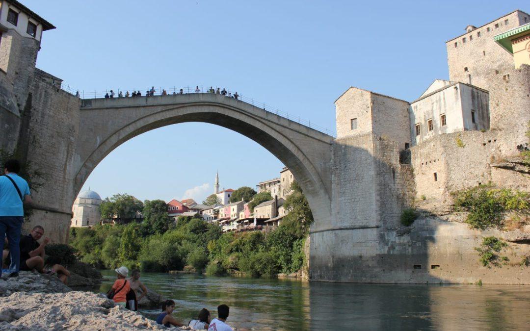 Visitare Mostar e rimanerne stupiti