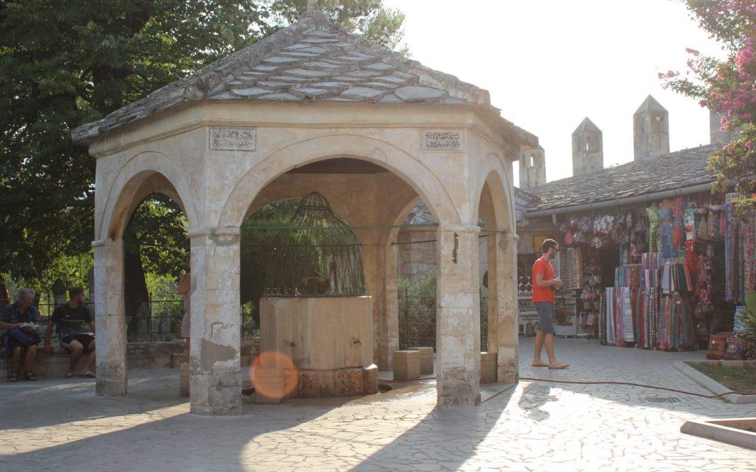 La moschea di Koski Mehmed-Pasha a Mostar